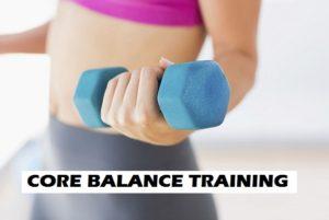 strength training & nutrition program